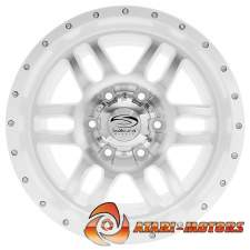 Sakura Wheels Snow white R16 6x139.7 ET10 8.0J