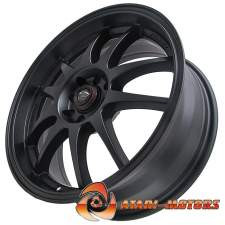 SuperLight Starley Black МАТОВЫЕ R17 4X98/108 ET28 7.0J