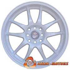 White Superlight R17 4x100/114,3 ET42 7J