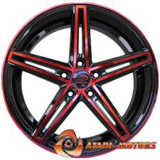 RED STAR R18 5x100 8J ET42
