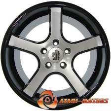 5Star Chrome R17 ET40 7.5J