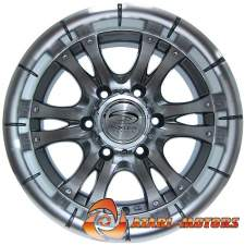 Диски Sakura Wheels CHROME R15 6x139.7 ET-10 7.0J