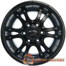 Sakura Wheels BLACK R15 6x139.7 ET-10 7.0J