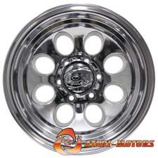 ION ALLOY FULL CHROME R15 6x139.7 ET-27 8.0J
