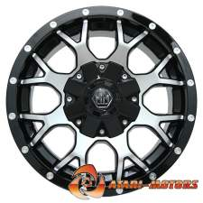 Диски MAYHEM Black&Silver R16 5x130 ET32 7.0J