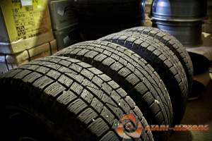 Шины бу липучка Hankook winter i cept iz W606 205 65 R15 94Q в Екатеринбурге