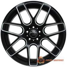 Литые диски Sakura Wheels 9534-630 10xR20/5x150 D110.5 ET45