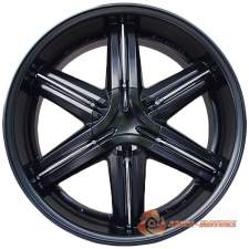 Литые диски Sakura Wheels R9546-957 10xR22/5x150 D110.5 ET0