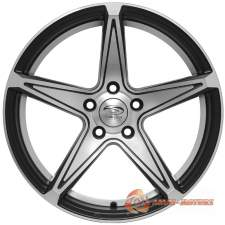 Литые диски Sakura Wheels 8509-186 9xR18/6x139.7 D110.5 ET-15