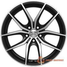 Литые диски Sakura Wheels R9545-104 9xR20/6x139.7 D110.5 ET24
