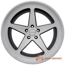 Литые диски Sakura Wheels DA9535-398 10.5xR20/5x120 D74.1 ET27