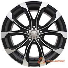 Литые диски Sakura Wheels 9534-884 10xR20/5x112 D73.1 ET40