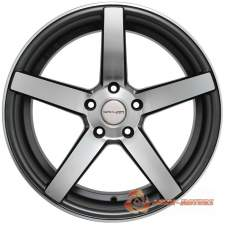 Литые диски Sakura Wheels 9140-501 8.5xR19/5x120 D74.1 ET40
