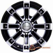 Литые диски Sakura Wheels 1139-329 7xR17/4x98 D73.1 ET35