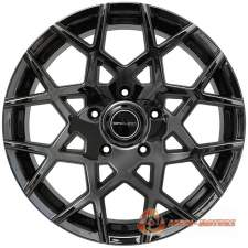 Литые диски Sakura Wheels 9538-105 9.5xR20/5x150 D110.5 ET40