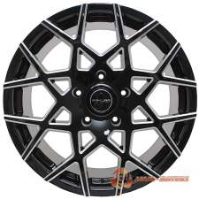 Литые диски Sakura Wheels 9538-609 9.5xR20/5x150 D110.5 ET0