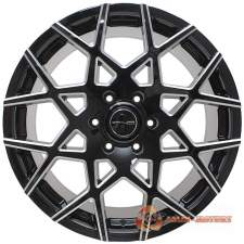 Литые диски Sakura Wheels 9538-610 9.5xR20/6x139.7 D110.5 ET20