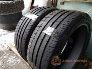 Michelin pilot sport3 225/45 ZR18 95W 2 штуки