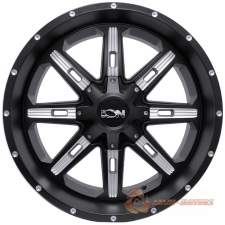 Литые диски Sakura Wheels 9650D-267D 7.5xR17/4x100 D73.1 ET40
