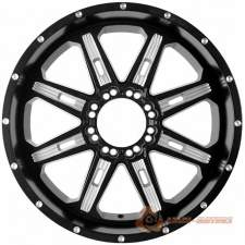 Литые диски KoKo Kuture BE06-1616 10xR21/5x130 D84.1 ET45