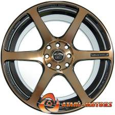 Стильные Gold Star R17 4x100/114,3 ET42 7,5J